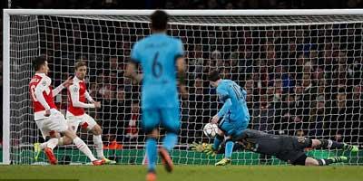 Chi tiết Arsenal – Barca: Người hùng Messi (KT) - 6