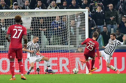 video juventus vs bayern munich - 1
