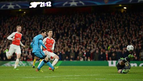 Góc chiến thuật Arsenal – Barca: Gậy ông đập lưng ông - 2