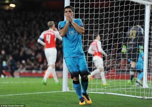Góc chiến thuật Arsenal – Barca: Gậy ông đập lưng ông - 3
