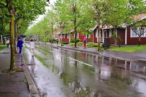 Ngôi làng 'Đồi Thụy Điển' cực dễ thương ở Nhật Bản - 3