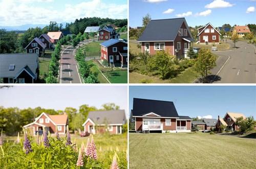 Ngôi làng 'Đồi Thụy Điển' cực dễ thương ở Nhật Bản - 2