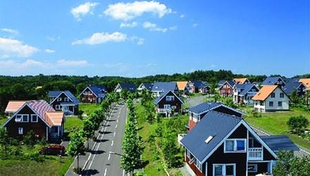Ngôi làng 'Đồi Thụy Điển' cực dễ thương ở Nhật Bản - 1