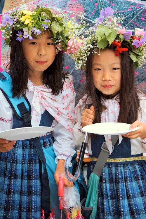 Ngôi làng 'Đồi Thụy Điển' cực dễ thương ở Nhật Bản - 14