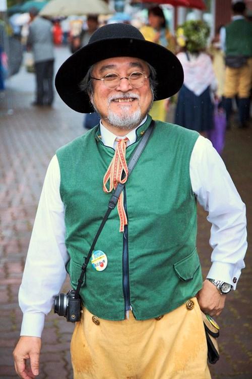 Ngôi làng 'Đồi Thụy Điển' cực dễ thương ở Nhật Bản - 11