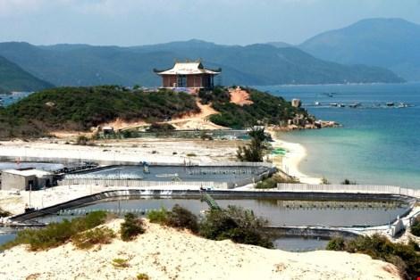Ngắm cảnh đẹp tuyệt vời trên biển Đầm Môn - 7