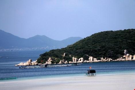 Ngắm cảnh đẹp tuyệt vời trên biển Đầm Môn - 10