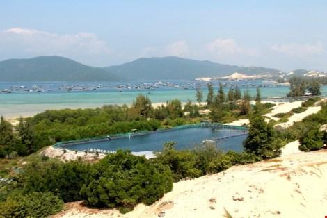 Ngắm cảnh đẹp tuyệt vời trên biển Đầm Môn - 12