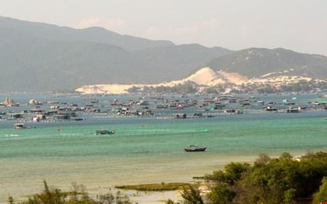 Ngắm cảnh đẹp tuyệt vời trên biển Đầm Môn - 2