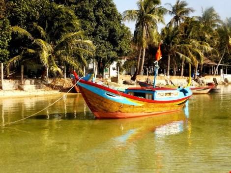 Ngắm cảnh đẹp tuyệt vời trên biển Đầm Môn - 3