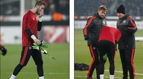 """Sợ loạn, Mourinho không muốn """"chữa cháy"""" cho Van Gaal - 1"""