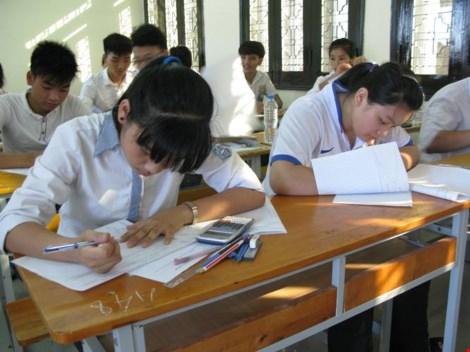 Điểm mới trong kỳ thi tốt nghiệp THPT quốc gia - 2