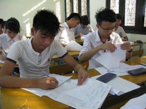 Điểm mới trong kỳ thi tốt nghiệp THPT quốc gia - 1
