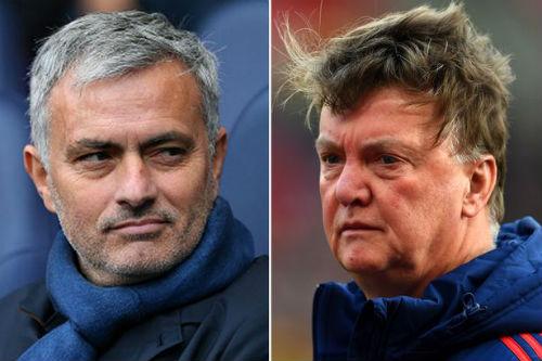 """Sợ loạn, Mourinho không muốn """"chữa cháy"""" cho Van Gaal - 4"""