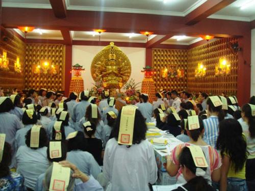 Cúng sao, giải hạn không có trong giáo lý nhà Phật - 1