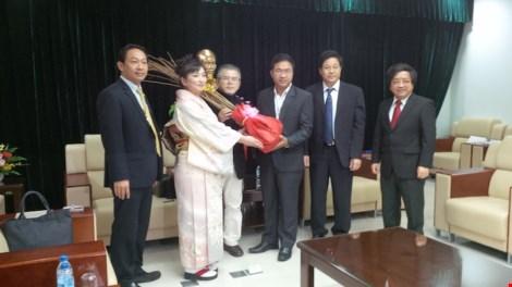 Nhật Bản tặng 100 cây hoa Anh Đào cho Đà Nẵng - 1