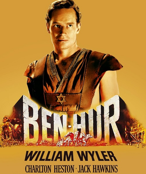 """""""Ben-Hur"""" - Siêu phẩm của những siêu phẩm"""