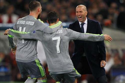"""Real tính """"phế bỏ"""" Ronaldo, mua """"bộ tứ siêu đẳng"""" - 2"""