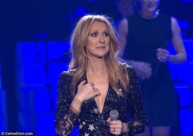 """Video: Celine Dion """"rút ruột gan"""" nói về chồng quá cố - 2"""