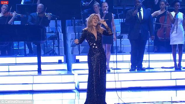 """Video: Celine Dion """"rút ruột gan"""" nói về chồng quá cố - 3"""