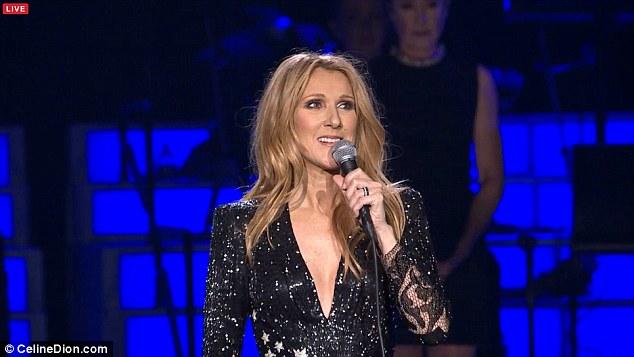 """Video: Celine Dion """"rút ruột gan"""" nói về chồng quá cố - 4"""