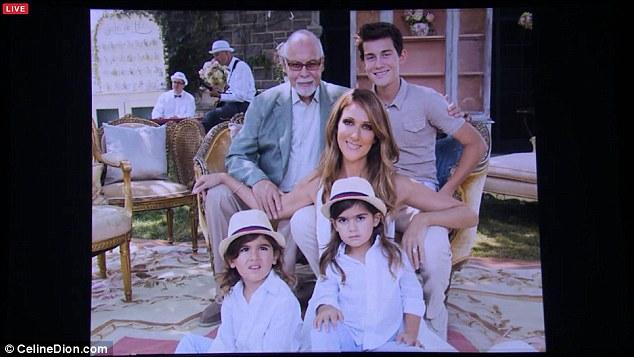 """Video: Celine Dion """"rút ruột gan"""" nói về chồng quá cố - 5"""