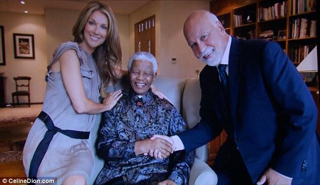 """Video: Celine Dion """"rút ruột gan"""" nói về chồng quá cố - 8"""