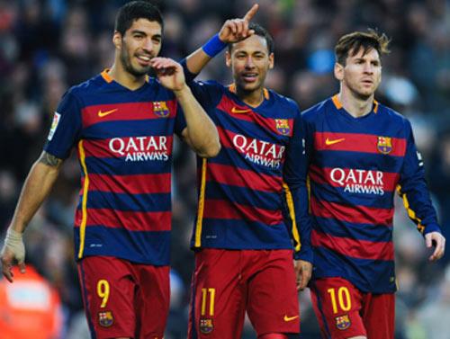Đứng trước Barca, Real bỗng trở nên tầm thường - 1