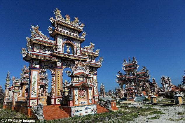 Nghĩa trang siêu sang ở Việt Nam lên báo nước ngoài - 2