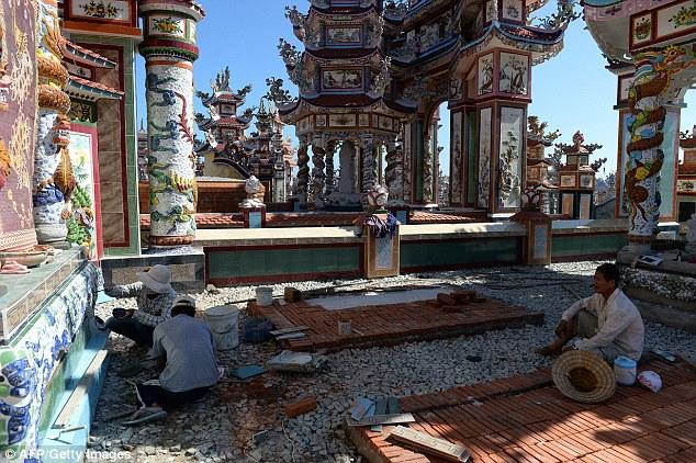 Nghĩa trang siêu sang ở Việt Nam lên báo nước ngoài - 3
