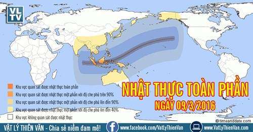 Việt Nam sắp được chiêm ngưỡng nhật thực - 2