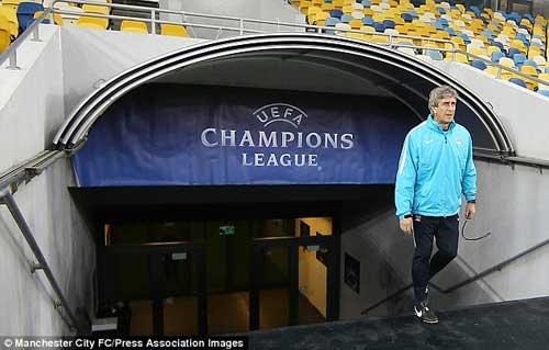 Chi tiết Dynamo Kiev - Man City: Chấm dứt hi vọng (KT) - 7