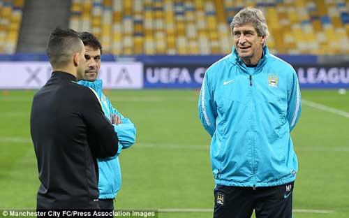 Chi tiết Dynamo Kiev - Man City: Chấm dứt hi vọng (KT) - 9