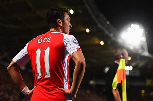 """Ozil """"mất tích"""": Đẳng cấp hay hiện tượng nhất thời - 1"""