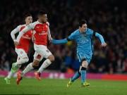Bóng đá - Arsenal - Barca: Đòn phản công sắc lẹm