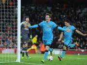 """Bóng đá - Sôi động cúp C1 24/2: Messi """"phá dớp"""" trước Cech"""