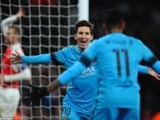 Bóng đá - Góc chiến thuật Arsenal – Barca: Gậy ông đập lưng ông