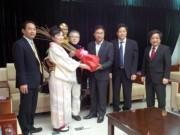 Tin tức trong ngày - Nhật Bản tặng 100 cây hoa Anh Đào cho Đà Nẵng
