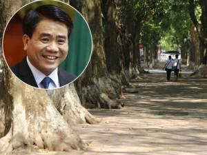 Tin tức Việt Nam - Chủ tịch HN Nguyễn Đức Chung: Cử người đi nước ngoài học trồng cây