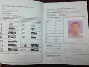 Tin tức Việt Nam - TP.HCM cấp giấy phép lái xe quốc tế từ 25/2