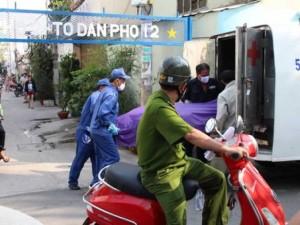 An ninh Xã hội - Bắt nghi can siết cổ xe ôm, cướp tài sản trong hẻm cụt