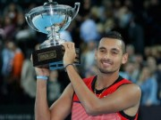"""Thể thao - Huyền thoại tin """"trai hư"""" Kyrgios sẽ lên số 1 thế giới"""