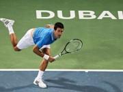 Thể thao - Djokovic - Malek Jaziri: Cột mốc đáng nhớ (V2 Dubai)