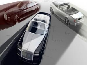 Rolls-Royce Phantom ngừng sản xuất trong năm 2016