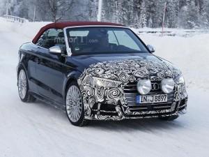 Lộ ảnh Audi S3 Cabrio bản nâng cấp
