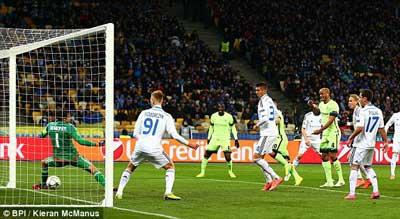 Chi tiết Dynamo Kiev - Man City: Chấm dứt hi vọng (KT) - 3