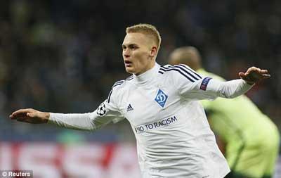 Chi tiết Dynamo Kiev - Man City: Chấm dứt hi vọng (KT) - 5