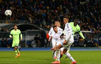 Chi tiết Dynamo Kiev - Man City: Chấm dứt hi vọng (KT) - 6