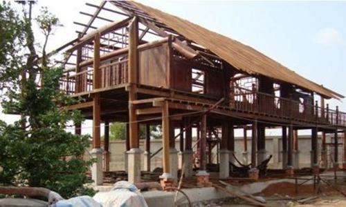 Tạm đình chỉ công trình nhà thờ tổ nghiệp của Hoài Linh - 2