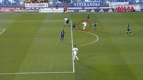 """SAO trẻ Real solo ghi bàn """"dẻo"""" như Zidane - 1"""